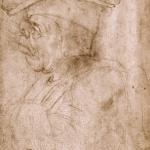 Leonardo da Vinci, Testa maschile