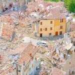 Oliviero Toscani, site specific_MARCHE17_Arquata del Tronto, Ascoli Piceno 2017