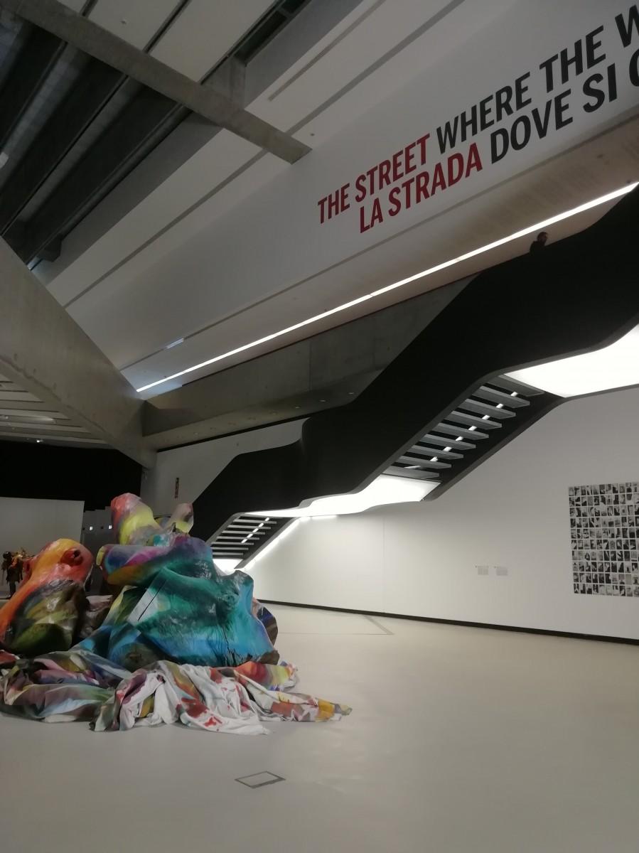 MAXXI, installation view