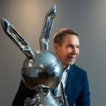 Jeff Koons, Ashmolean Museum