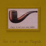 Ceci n'est pas un Magritte, Sergio Vanni
