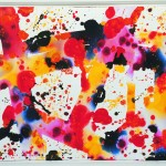 Sam Francis Komposition