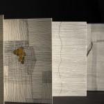 Venia Dimitrakopoulou_A diary-3.107 Linethoughts_2011_leporello_dettaglio_inchiostro su carta_cm 35x140