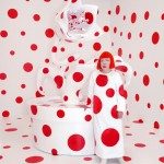 Yayoi Kusama, With All My Love For The Tulips, I Pray Forever © Yayoi Kusama