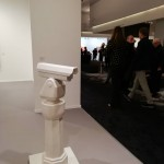 Surveillance Camera and Plinth, Ai Wei Wei, Galerie Max Hetzler