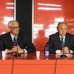 Guido Talarico ed Emmanuele Emanuele