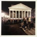 Giovanni Chiaramonte (1948), Piazza del Pantheon di notte 1990