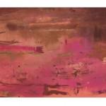 Helen Frankenthaler, Dream Walk Red © 2019 Fondazione Helen Frankenthaler