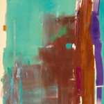 Helen Frankenthaler, Jupiter © 2019 Fondazione Helen Frankenthaler