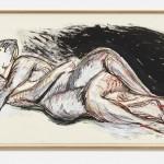 Nude Series, Karel Appel, Galerie Max Hetzler