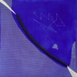 Marco Angelini - 2015 – Abu Dhabi n.3 - 100 x 100 cm - tecnica mista su tela