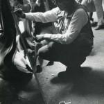 Mario Carbone (1924), la performance di Beuys Terremoto e il convegno Arte e dimensione metropolitana a palazzo braschi, 1981