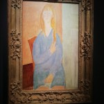 Jeune Fille Assises, Amedeo Modigliani, Hammer Galleries