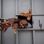 Narcisio Contreras, Libia Humantraffic, 2015. Courtesy Narcisio Contreras Raffaella De CHirico Gallery