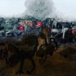 Zehra Dogan dipinto
