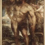 Hercules en el jardin de las Hesperides
