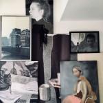 12) Aurelie Mathigot, veduta d'insieme di Photos Brodées