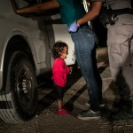 © John Moore, Getty Images Crying Girl on the Border