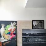9) Aurelie Mathigot, veduta d'insieme di Photos Brodées