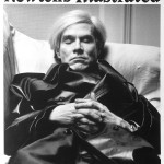 Andy Warhol, Vogue Uomo - 1974 - © Helmut Newton Foundation, Berlin