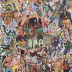 Mauricio Garrido Dante y Virgilio Collage