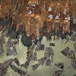 Edward Burtynsky Saw Mills #1, Lagos, Nigeria 2016 photo © Edward Burtynsky, courtesy Admira Photography, Milan / Nicholas Metivier Gallery, Toronto