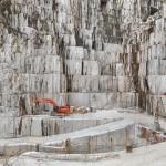 Edward Burtynsky  Carrara Marble Quarries, Cava di Canalgrande #2, Carrara, Italy 2016 photo © Edward Burtynsky, courtesy Admira Photography, Milan / Nicholas Metivier Gallery, Toronto