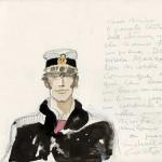 Corto Maltese, 1983. Copyright CONG-SA