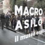 L'ingresso del Macro Asilo (foto Carola Gatta)
