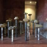 Lior Gal, Flowers of Maybe, 2019, installazione, Teatro Garibaldi, Palermo