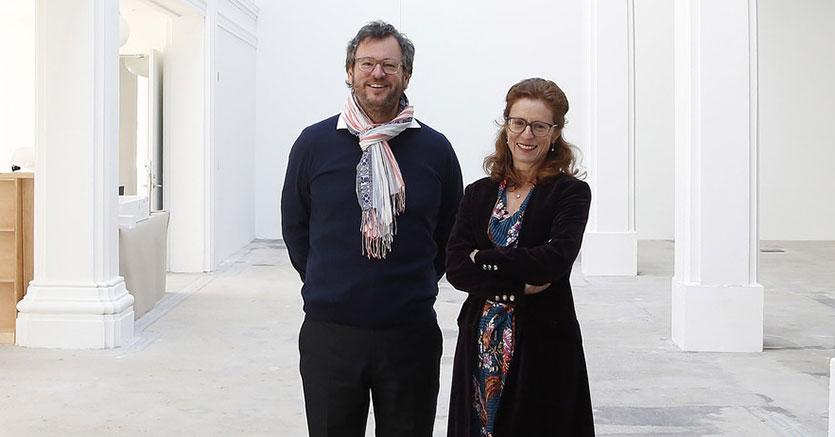Manuela e Iwan Wirth, Courtesy of Hauser & Wirth