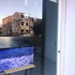 Video installazione Volver di Sonia Andresano da KaOz a Piazza Magionejpg