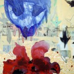 "04 ­ Dilara Begum Jolly ""After the end of Time"", Acrylic on canvas, 90 x 120 cm, 2007, Courtesy of the"