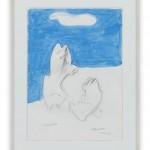 Maria Lassnig, 2 Verzuckte, 2003