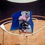 Francis Bacon_Study for Portrait on Folding Bed_ BACON,FREUD E LA SCUOLA DI LONDRA