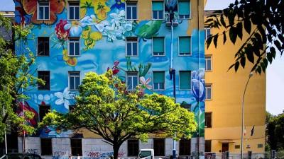 Big City Life a Tor Marancia