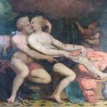 Perino del Vaga (1501-1547) Giove e Danae