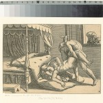 Copia (speculare) da Marcantonio Raimondi (1480-1534 circa)