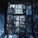 Eschatos 12 2018 olio su lino cm70x50 ph.Enrico Valenti