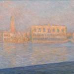 Monet Il Palazzo Ducale visto da S. Giorgio Maggiore