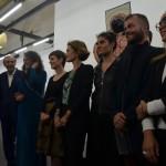 Emmanuele Emanuele, Lorenza Bonaccorsi e gli artisti