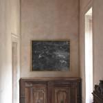 Gianni Ferrero Merlino, dettaglio mostra Mare Mare, Palazzo Collacchioni, Capalbio