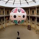 Felice Levini, Meridiano Celeste, 2002