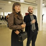 Mattia Cleri Polidori ed Ellen Wolf. Foto Francesco Talarico