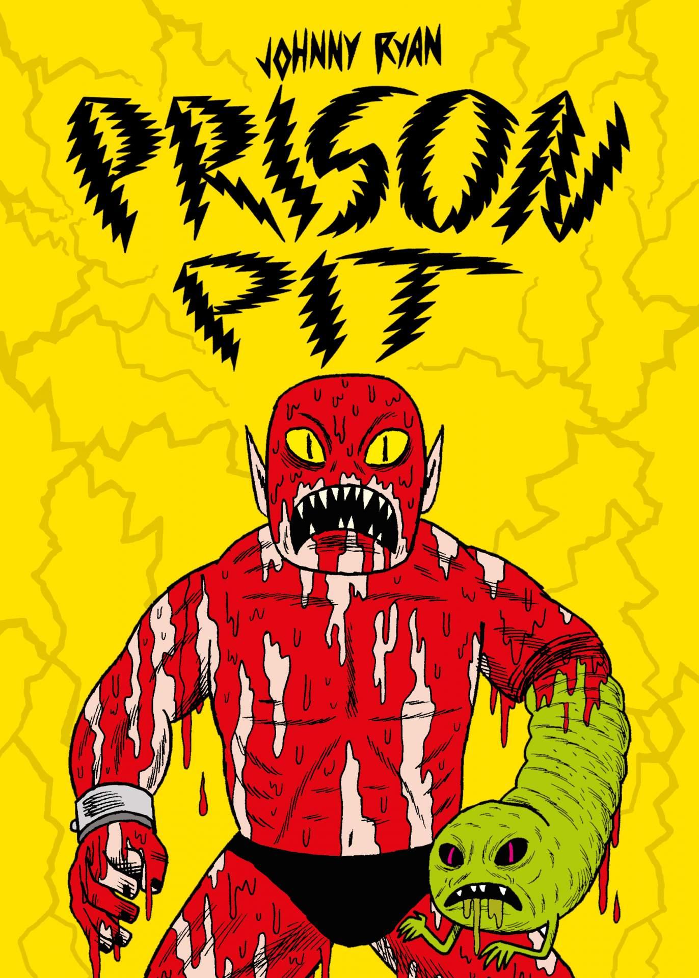 Cover Prison Pit_fronte
