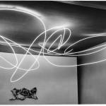 Neon Structure, 1951. © Fondazione Lucio Fontana by SIAE 20 20 Courtesy Fondazione Lucio Fontana, Milan