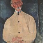 Ritratto di Lepoutre, 1916. Collezione Netter