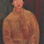 Ritratto di Soutine, 1916. Collezione Netter