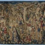 10-Wandtapijt met taferelen uit de Passie van Christus