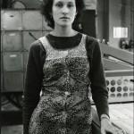 Helga Paris, Modelle/Women at the Treff-Modelle Clothing Factory, 1984 ©Helga Paris